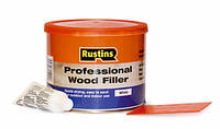 Двухкомпонентная шпатлевка для дерева Professional Wood Filler Белый