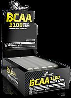 Olimp BCAA mega caps 1100 30x30 caps, фото 1