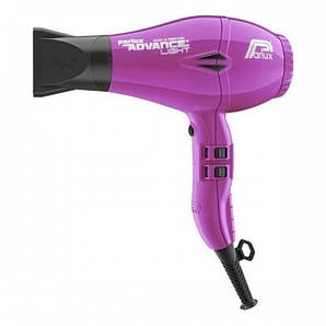 Фен Parlux Advance Light Ionic-фиолетовый 2200W