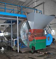Водогрейный котел на твердом топливе КСВ-1.1Р