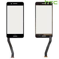 Touchscreen (сенсорный экран) для HTC Desire 728G Dual Sim, оригинал (черный)