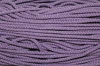 Шнур акрил 6мм.(100м) т.фиолет (ц.3011), фото 1