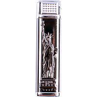Зажигалка газовая Статуя свободы (Турбо пламя)