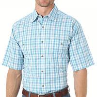 Рубашка Wrangler, XL, Turqouise, RWS81TQ