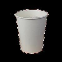 Бумажные стаканчики (белые) 250 мл, 50 шт.
