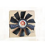 Вентилятор 620мм (10лопастей без круга) CREATEK