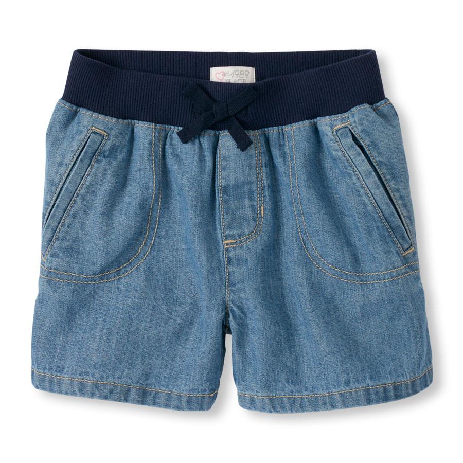 Шорти джинсові 3-4 роки