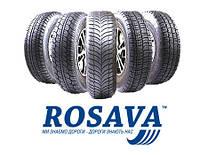 Продажи шин компании «РОСАВА» за 8 месяцев 2016 выросли