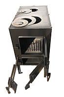 Твердотопливная печь с варочной поверхностью КВД 150