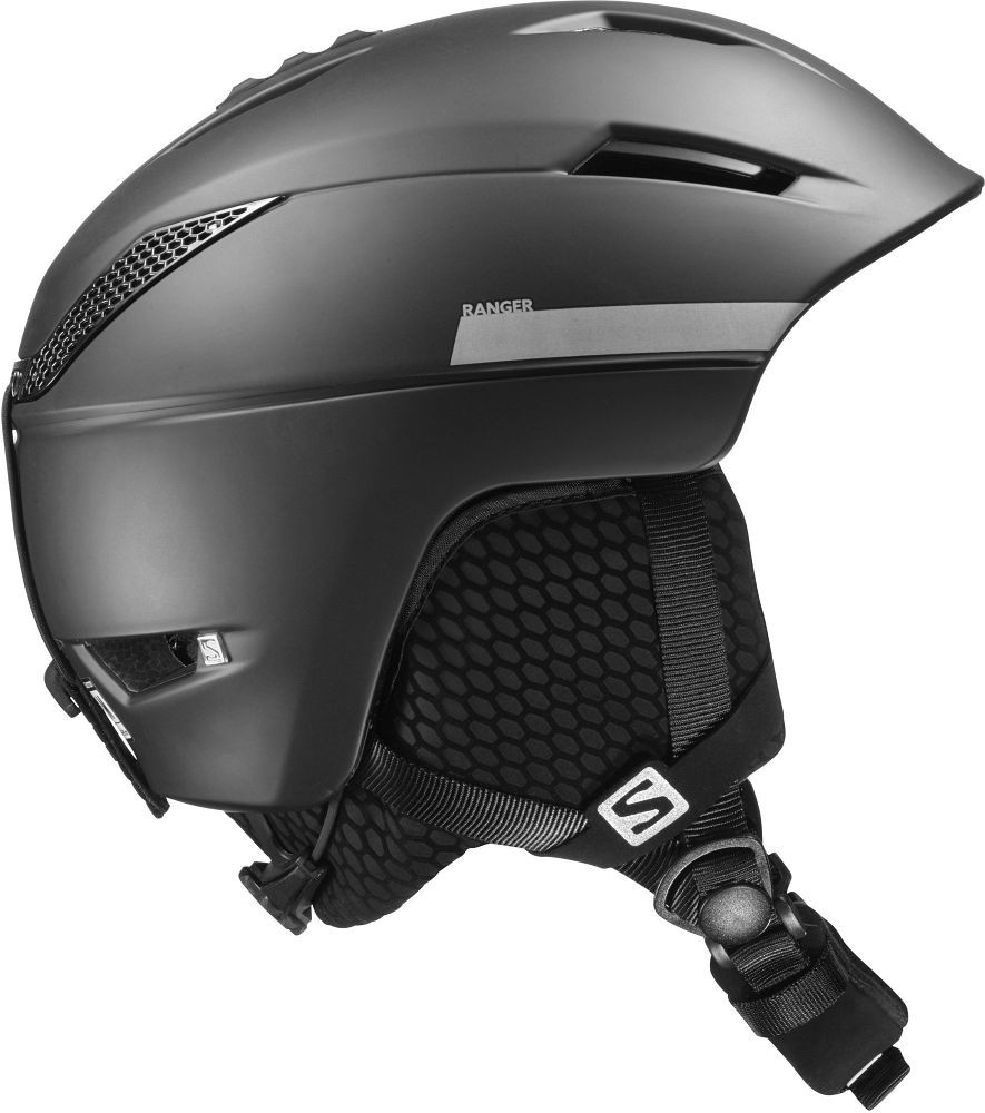 Горнолыжный шлем Salomon Ranger 2 black (MD)