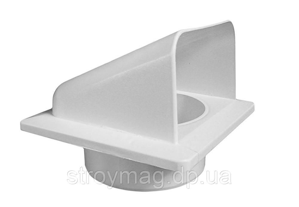 Решетка вентиляционная Dospel KRD 100/B (007-0317)