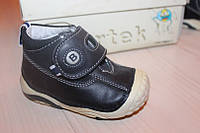 Ботинки  для мальчика Bartek  размер  19