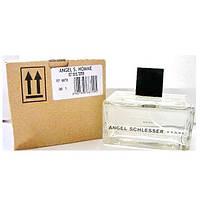 Мужская туалетная вода Angel Schlesser Homme for Men eu de Toilette (EDT) 125ml, Тестер (Tester)