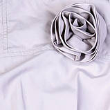 Комбінезон Fango для дівчинки бежево-сірий ЛІТО, фото 3