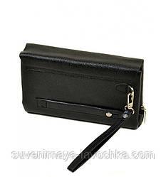 Сумка Мужская Барсетка иск-кожа dr.Bond 6862-2 black, барсетка компактная, барсетка в машину