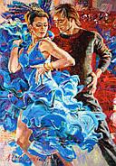 """Пазлы Castorland C-103287 """"Танец в бирюзовых тонах"""" на 1000 элементов (C-103287), фото 2"""