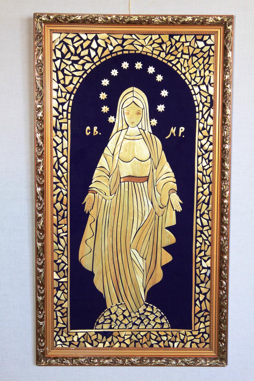 Композиция из соломки «Марія Магдалина»