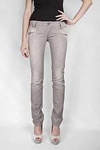 30 Женские  джинсы Smoke демисезон, серые