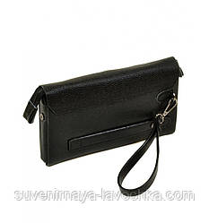 Сумка Мужская Барсетка иск-кожа dr.Bond A612-1 black, барсетка компактная, барсетка для денег