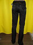 Женские брюки черные c ремнем в комплекте SALE!, фото 2