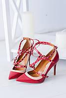 Лакированные туфли Valentino ZL1098