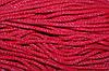 Шнур акрил 6мм.(100м) красный +золото