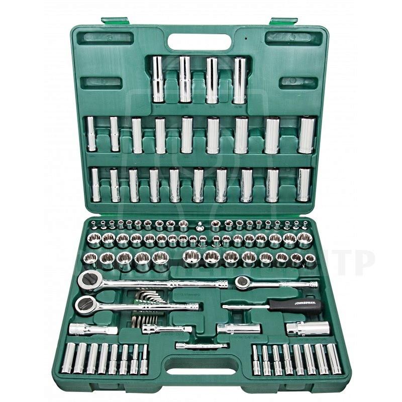 Набор инструментов JONNESWAY S05h48107S (107 предметов)