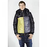 46/ М Куртка мужская на синтепоне зима, фото 2