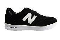 Мужские кроссовки New Balance, замша