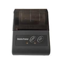 Мобильный термо принтер чеков Rongta RPP-02 (Bluetooth+USB)