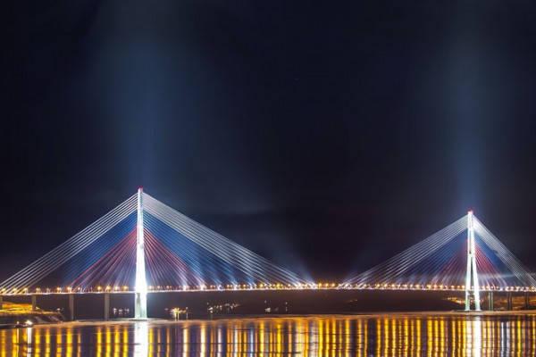 "Владивосток, ""Русский мост"""