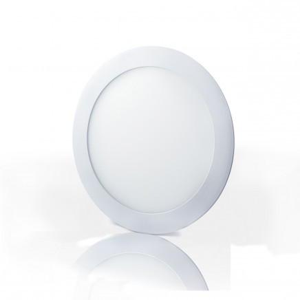 Встраиваемый светодиодный светильник ЕВРОСВЕТ 6Вт круг