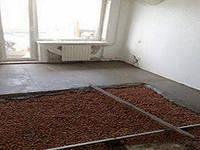 Керамзито бетонная подготовка