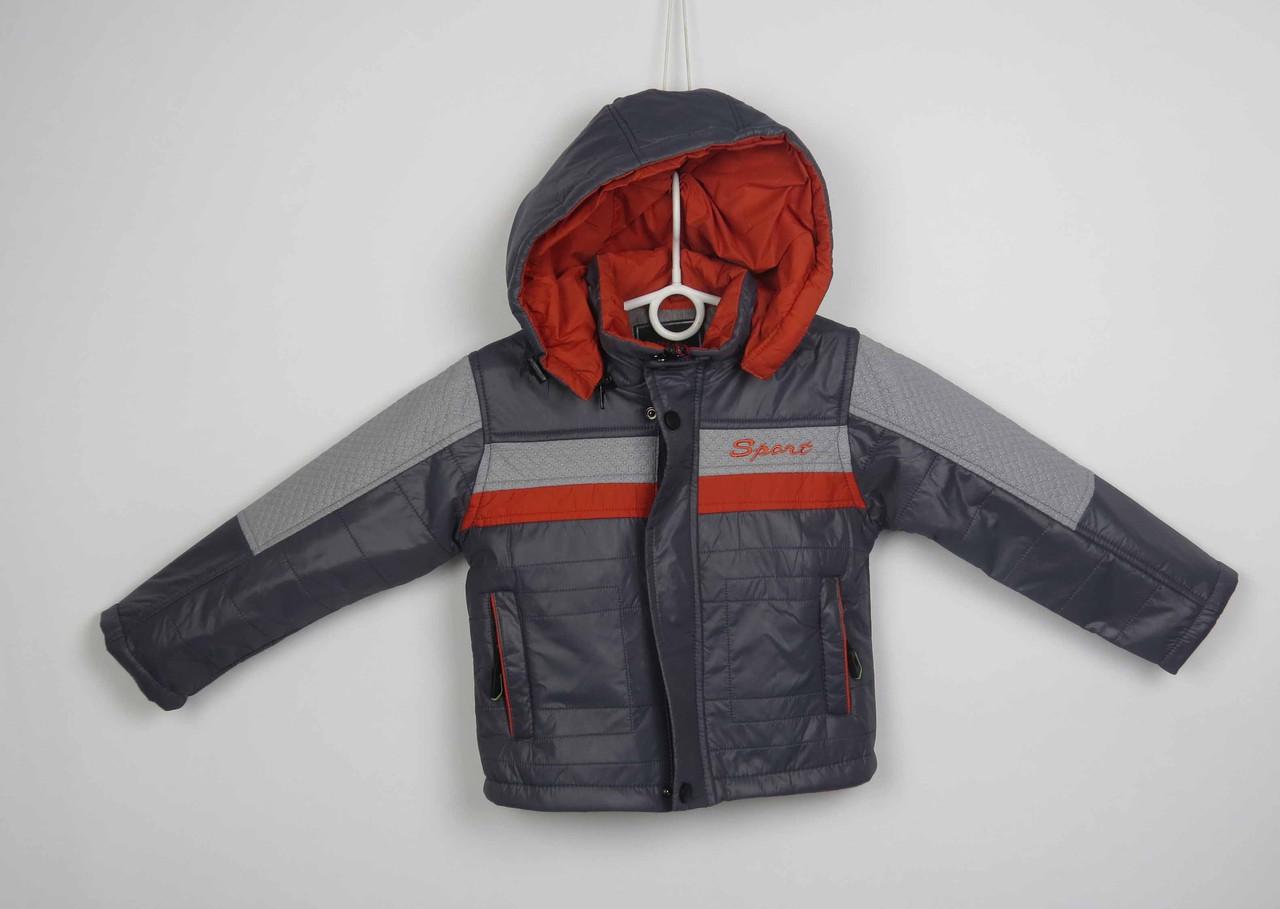 Куртка весна-осень,код с-26, размеры рост 92 см - 110 см, размеры 2-5 лет, фото 1