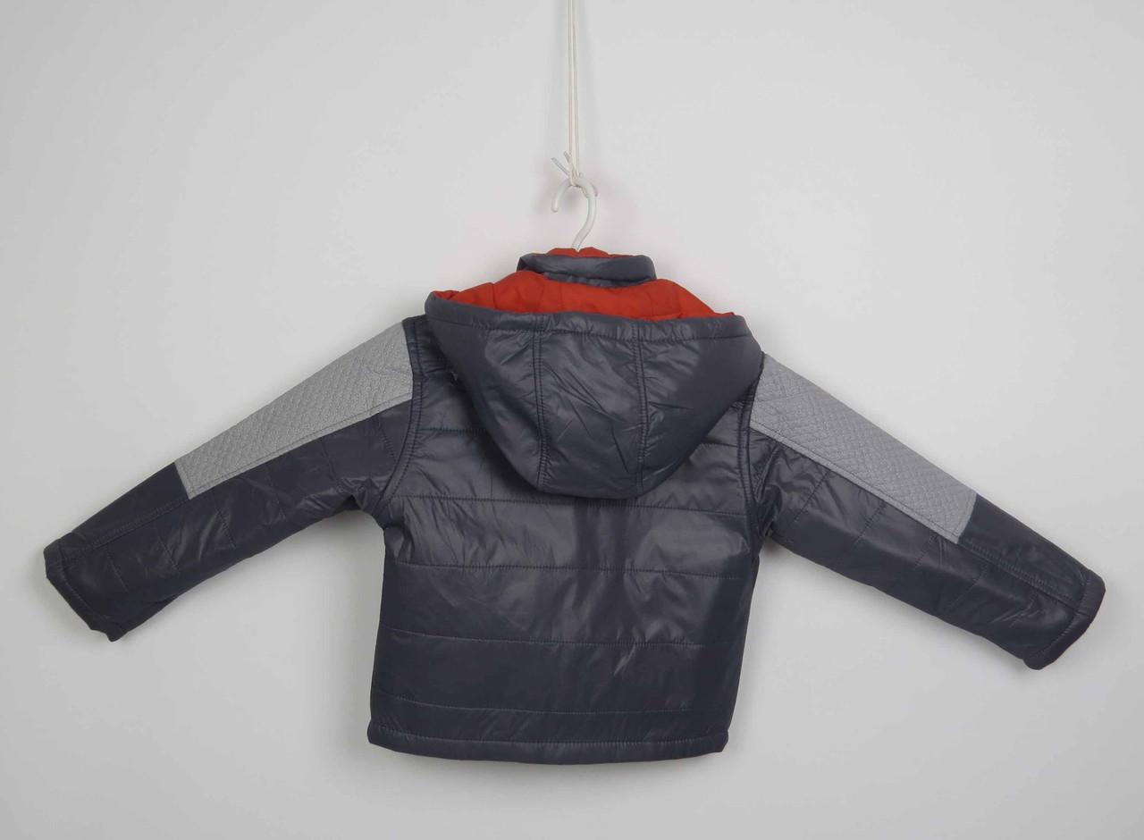 Куртка весна-осень,код с-26, размеры рост 92 см - 110 см, размеры 2-5 лет, фото 2