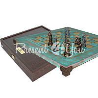 Шахматы «Римляне», 28х28 см. Manopoulos