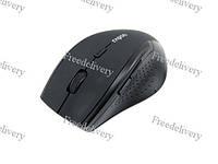 Беспроводная игровая мышь Rapoo 7300 черная
