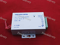 Контроллер питания домофона, электрозамка 12В, 3А