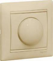 Legrand Valena Димер (светорегулятор) поворотный 40-400W 774161 слоновая кость