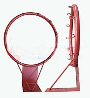 Кольцо баскетбольное. Диаметр- 300 мм (маленькое), фото 1