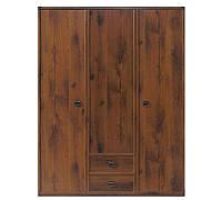 Индиана шкаф платяной JSZF 3d2s 150 (БРВ/BRW Украина)