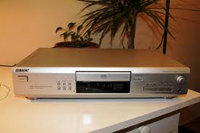 CD Player Sony CDP-XE510