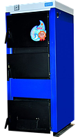 Котел бытовой твердотопливный КОРДИ Случ 16-20 Л (4 мм)