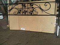 Оградка на кладбище кованая арт.рт 8, фото 1