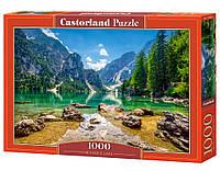 """Пазлы Castorland на 1000 элементов. """"Небесное озеро"""". Гарантия качества. Быстрая доставка. Польша."""