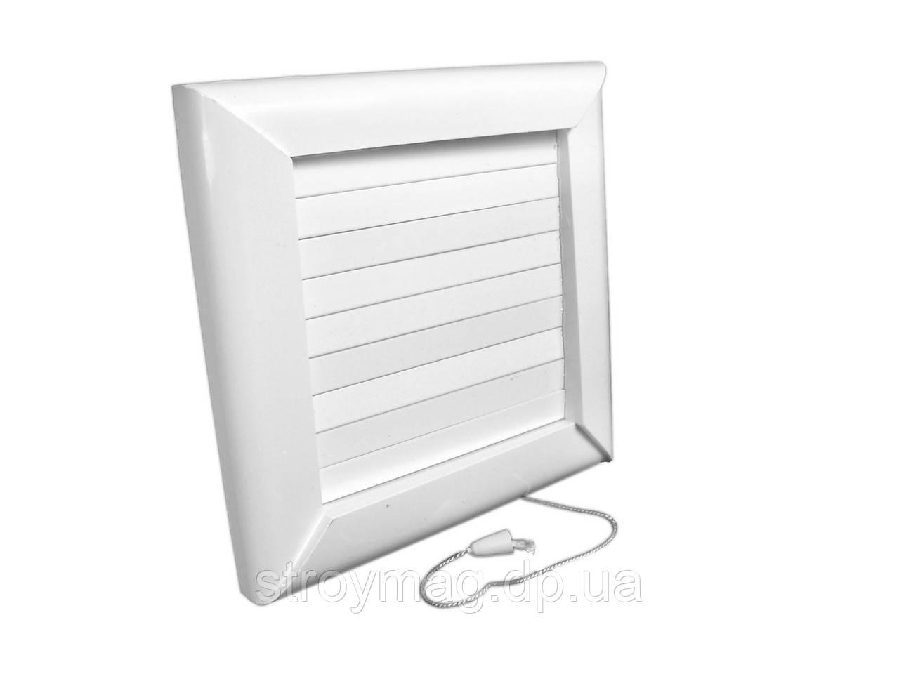Решетка вентиляционная Dospel NKM 100 (007-1740)