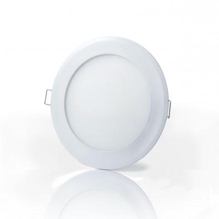Встраиваемый светодиодный светильник ЕВРОСВЕТ 24Вт круг