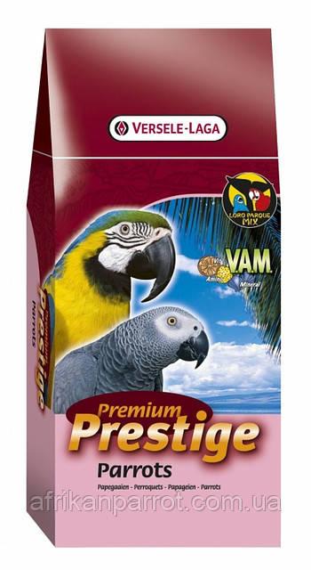 Амазонский попугай престиж премиум 15 кг