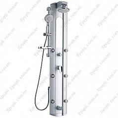 Душевая панель Q-tap Shower SIL-1101