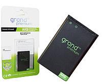 АКБ Grand Samsung AB553446BU (B100/ B130/ B200/ B300/ B2100/ C3212/ C3300/ C5212/ E1130/ E1182/E2652) 1000 mAh